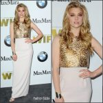 Natalie Dormer in Max Mara at the Women In Film 2016 Crystal + Lucy Awards