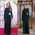 Olivia Wilde in Rosie Assoulin at the 2016 CFDA Fashion Awards