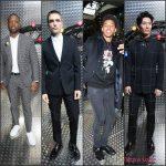 Paris Fashion Week: A$AP Rocky, Dwayne Wade,  Michael B Jordan & Robert Pattinson Attend Dior Homme's  2017 Show