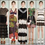 RED Valentino Resort 2017 Collection