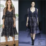 Sarah Jessica Parker in Temperley London at the Shining City Opening Night Party