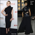 Taylor Schilling in Osman at the Orange Is The New Black Season Four New York Premiere