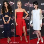 Vanessa Hudgens, Julianne Hough & Carly Rae Jepsen at For Your Consideration 'Grease Live!' Event