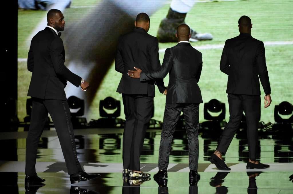 2016-espy-awards-lebron-james-dwayne-wade-carmelo-anthony-chris-paul