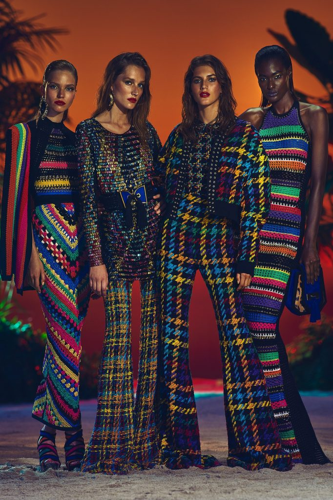 Balmain- Resort- 2017- collection