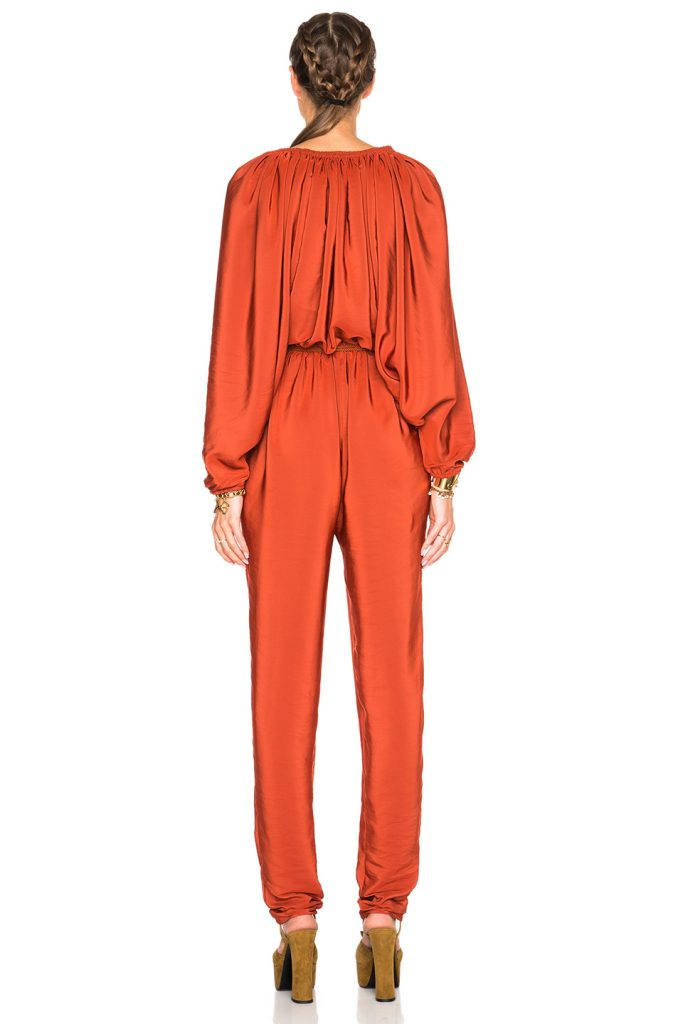 -Beyonces-Formation-World-Tour-Lanvin-Orange-Washed-Satin-Jumpsuit