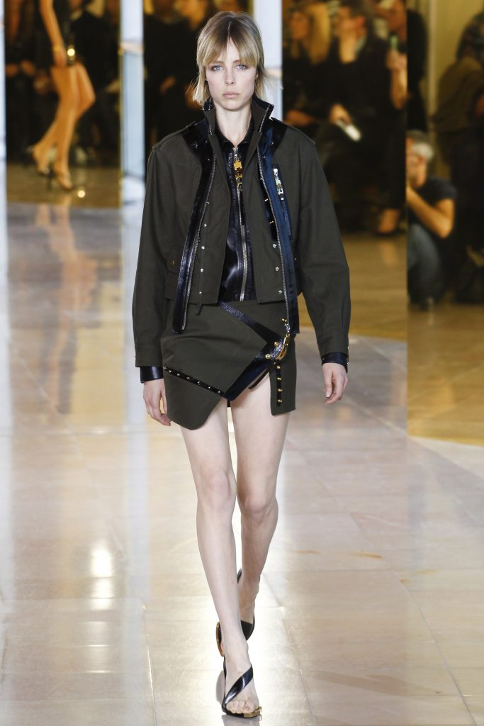 Anthony -Vaccarello - Spring -2016
