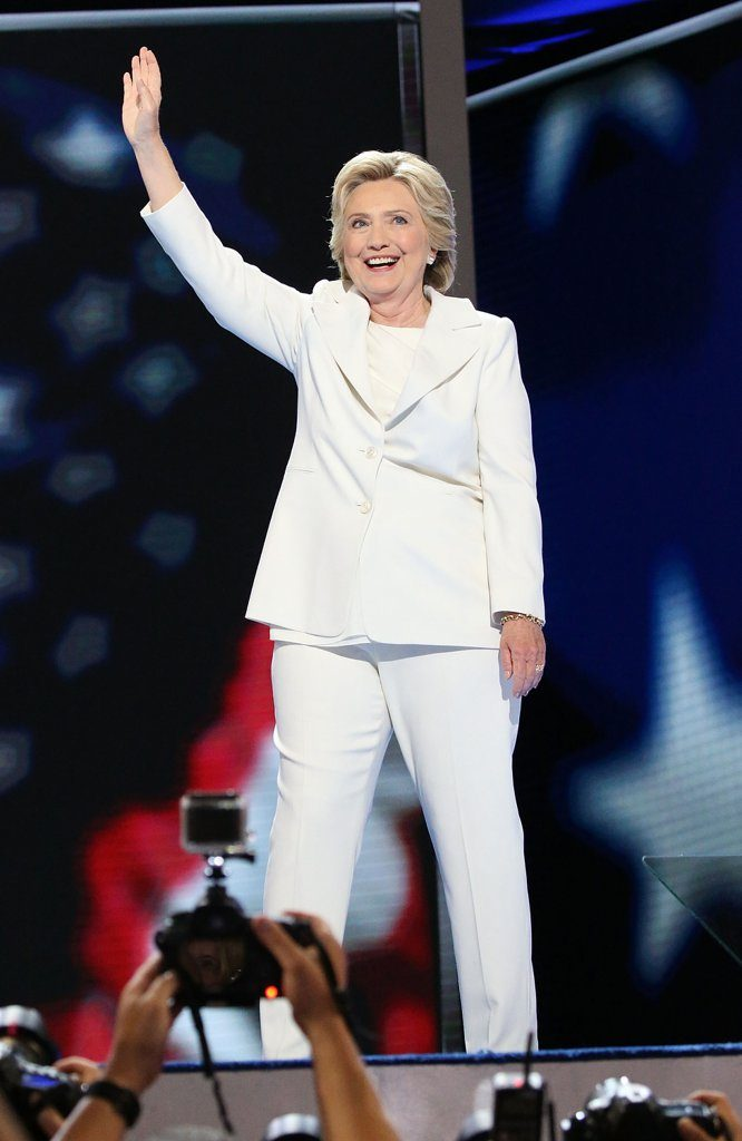 Hillary-Clinton-White-Suit-DNC-2016