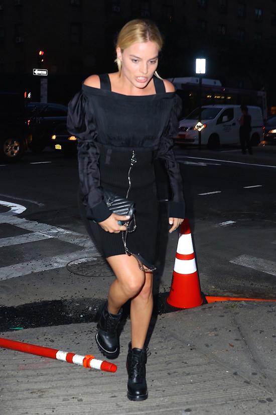 Margot-Robbie-GOTSNYC-Louis0Vuitton-Saint-Laurent-Street-Style-Fashion-