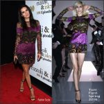 Angie Harmon in Tom Ford at the 'Rizzoli and Isles' 100th Celebration