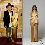 Ashlee Simpson Ross in  a Kayat  at  Hennessy V.S Limited Edition Event