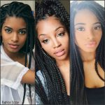 Black  Braided Hairstyles To Wear
