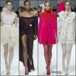 Giambattista Valli's Couture Fall 2016 Show