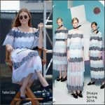 Holland Roden In DISAYA at Entertainment Weekly Con-X event at Comic Con