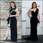 Jennifer Garner in  at  Atelier Versace 2016 F/W Show & the 2016 amfAR Dinner
