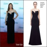 Jennifer Garner In Victoria Beckham  at the  Starkey Cares So the World May Hear Gala