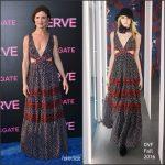 Juliette Lewis in DVF  at the Nerve Movie New York  Premiere