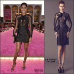Kelly Rowland in Elie Youssef Couture at the VH1 Hip Hop Honors: All Hail The Queens