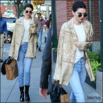 Kendall Jenner spotted out In New York