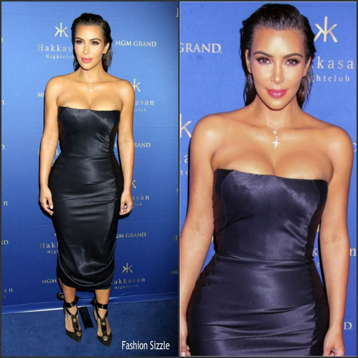 Kim Kardashian West hosted an even at Hakkasan Las Vegas Nightclub at MGM Grand Hotel & Casino in Las Vegas, NV  on Friday July 22,2016