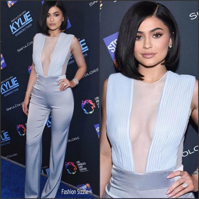 Kylie Jenner  was in attendance at the Sinful Colors #IAmMoreThan event on July 13, 20