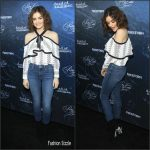 Lucy Hale attends the Pretty Little Liars Season 7 Premiere Event