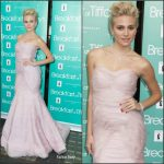 Pixie Lott in Luisa Beccaria at the Breakfast at Tiffany's Press Night
