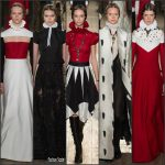 Valentino Couture Fall 2016 -2017 Collection