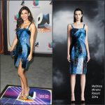 Victoria Justice In  Mathieu Mirano at Premios Juventud Youth Awards