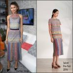 Zendaya  in Saloni   on Hollywood Today Live in Los Angeles