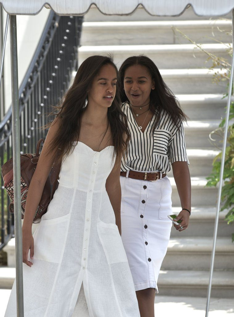 Michelle-Obama-Dress-Vacation-Martha-Vineyard-2016-1