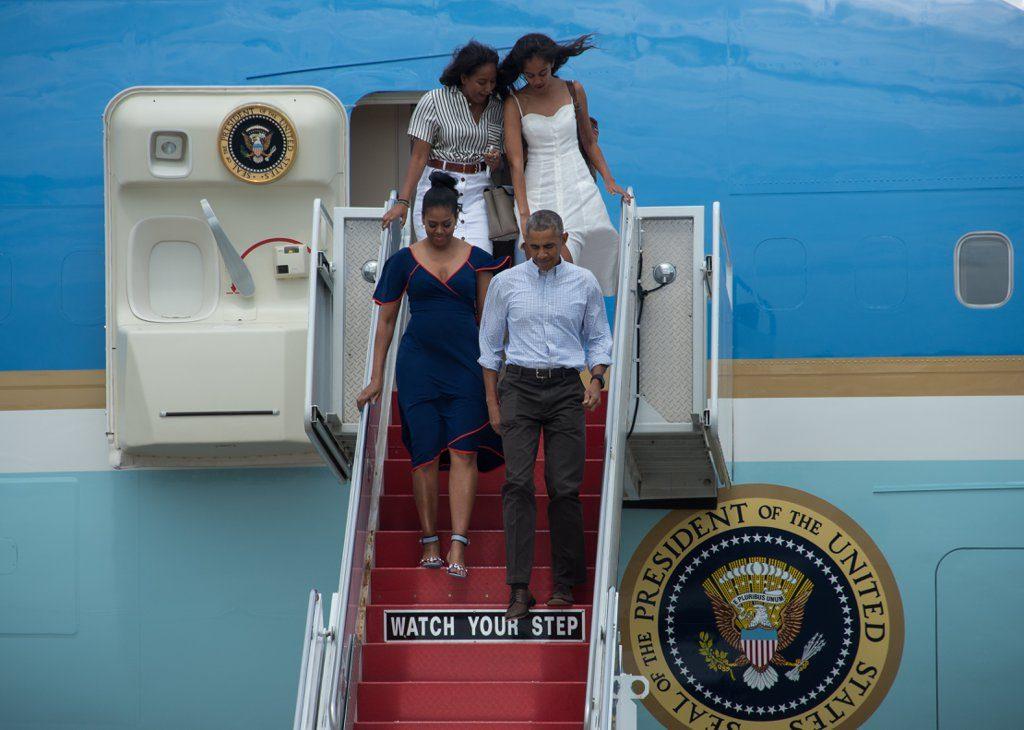 Michelle-Obama-Dress-Vacation-Martha-Vineyard-2016