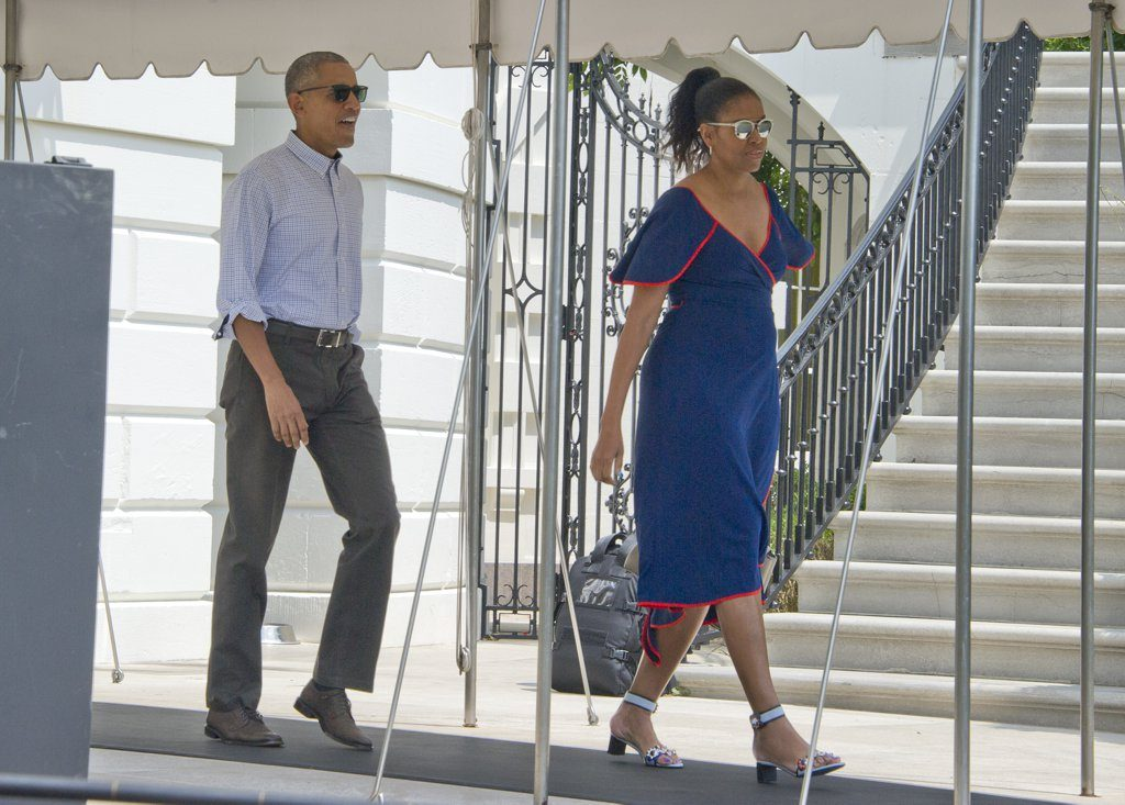 Michelle-Obama-Dress-Vacation-Martha-Vineyard-2016-6