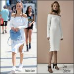Bella Hadid  In Cmeo Collective  – Out In LA