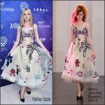 Elle Fanning in Marc Jacobs at the Variety Power of Young Hollywood Party