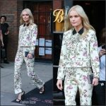 Kate Bosworth  In Giambattista Valli At Kim Crawford's Wine House Party in New York