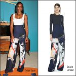 Kelly Rowland in Solace London at the Uncle Ben's Beginners Event