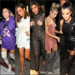 Kylie Jenner  Birthday  Party At Nice Guy Restaurant  In West Hollywood