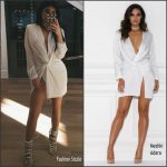 Kylie Jenner  In Meshki Adara  – Instagram Photo