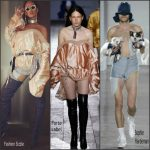 Rihanna  wears  Fortie Label At OVO Fest