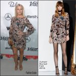 Julianne Hough In Zuhair Murad At Variety  And  Women in Film Pre- Emmys Party