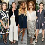 2016 CFDA/Vogue Fashion Fund Fashion Show Event