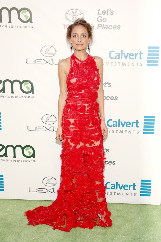 nicole-richie-in-ellie-saab-at-environmental-media-awards