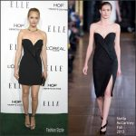 Amber Valletta  In Stella McCartney At 2016 ELLE Women in Hollywood Awards