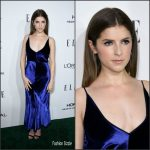 Anna Kendrick In   Gabriela Hearst At 2016 ELLE Women in Hollywood Awards