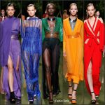 Balmain's Spring/Summer 2017 Collection – PFW
