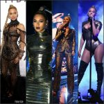 Beyonce's Outfits At Tidal X 1015 Charity Concert