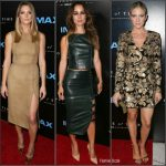 Brittany Snow, Berenice Marlohe & Ashley Greene  At The 'Voyage Of Time: The Imax Experience ' LA Premiere