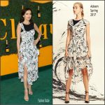 Camilla Belle In Adeam At  7th Annual Veuve Clicquot Polo Classic