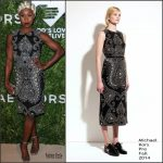 Cynthia Erivo   In Michael Kors At The 2016 Golden Heart Awards